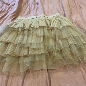 Bcbg Maxazria tutu skirt